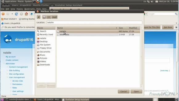 Drupal Development on Ubuntu with Virtualbox  Part 4