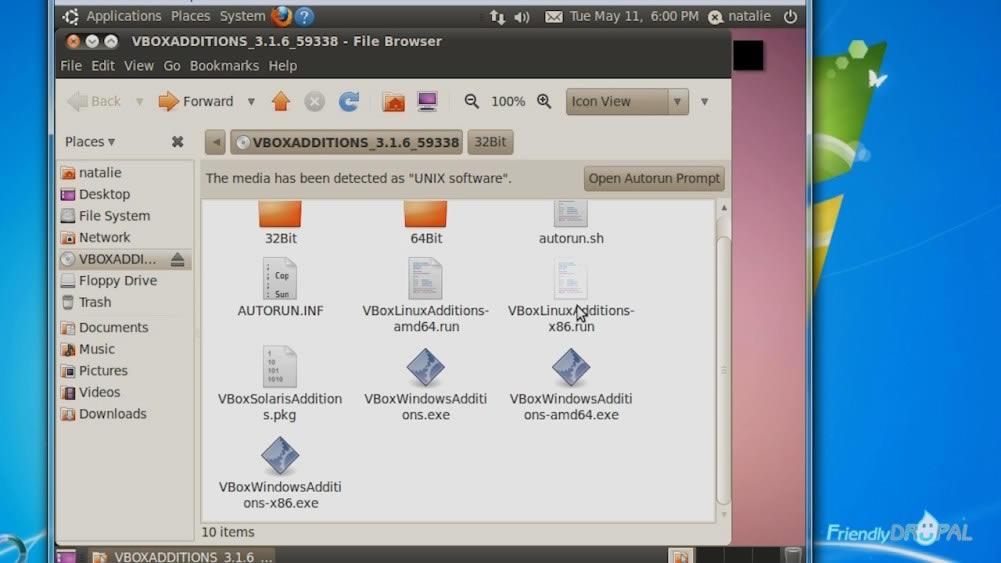 Drupal Development on a Virtual Ubuntu  Part 1: Install