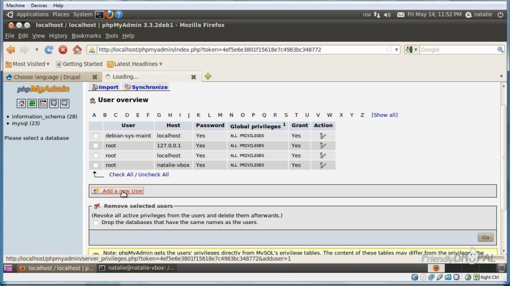how to create virtual host in apache2 on ubuntu